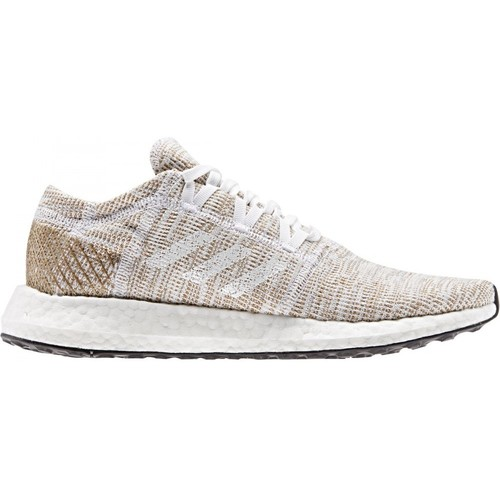 Chaussures Femme Baskets basses adidas Originals Pureboost GO Women Beige