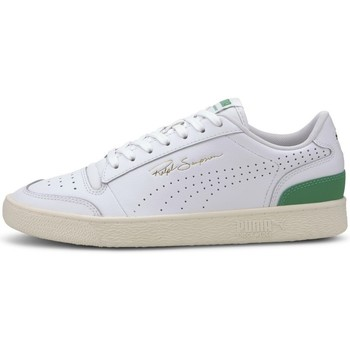 Chaussures Baskets basses Puma Ralph Sampson Lo Perf Soft Blanc