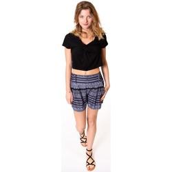 Vêtements Femme Shorts / Bermudas Coton Du Monde Sunny Anthracite