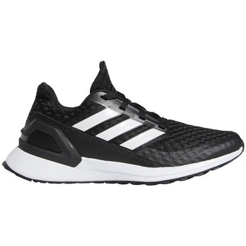 Chaussures Enfant Running / trail adidas Originals Rapidarun Noir
