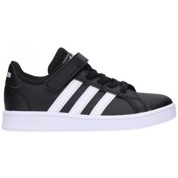 Chaussures Garçon Baskets basses adidas Originals EF 0108 28al35 Niño Negro noir