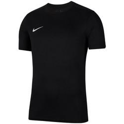 Vêtements Homme T-shirts manches courtes Nike Park Vii Noir