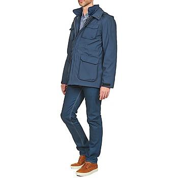Vêtements Marine Homme Doudounes Bellfield Gorin IYb6f7gyv
