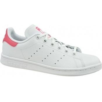 Chaussures Enfant Multisport adidas Originals Stan Smith J blanc