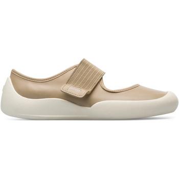 Chaussures Femme Ballerines / babies Camper Ballerines cuir SAKO beige