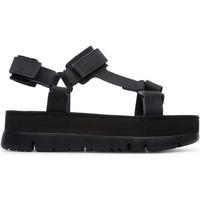 Chaussures Femme Sandales sport Camper Oruga K201037-006 Sandales Femme noir