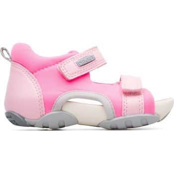 Chaussures Fille Sandales sport Camper Ous K800368-001 Sandales Enfant rose