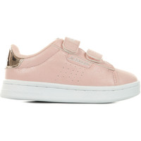 Chaussures Fille Baskets basses Kappa Tchouri rose