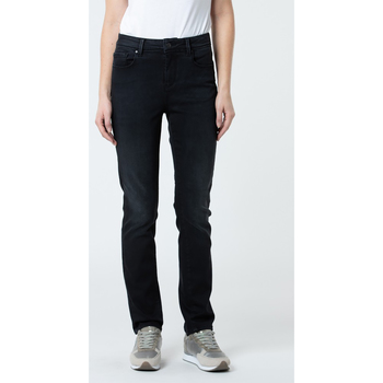 Vêtements Femme Jeans slim Lee Cooper Jean LC161 8403 Black Noir