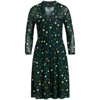 Vêtements Femme Robes courtes King Louie Robe Emmy Fettini Sycamore Green