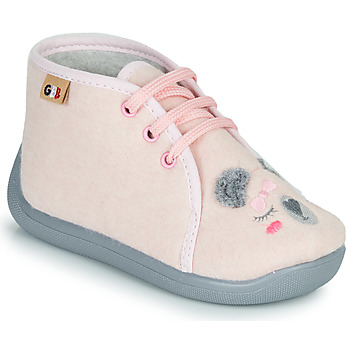 Chaussures Fille Chaussons GBB CHARIE Rose