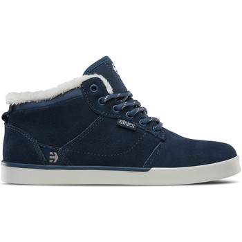 Chaussures Femme Chaussures de Skate Etnies JEFFERSON MID WOS NAVY