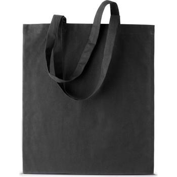 Sacs Sacs de sport Kimood Sac  Shopping Basic noir