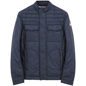 Vêtements Homme Blousons Colmar | Couette legere, bleue | COL_1218 1MQ Z68 bleu