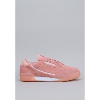 Chaussures Femme Baskets basses adidas Originals CONTINENTAL 80 J rose