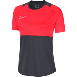 Vêtements Femme T-shirts manches courtes Nike Dry Academy 20 SS Top Women Rot