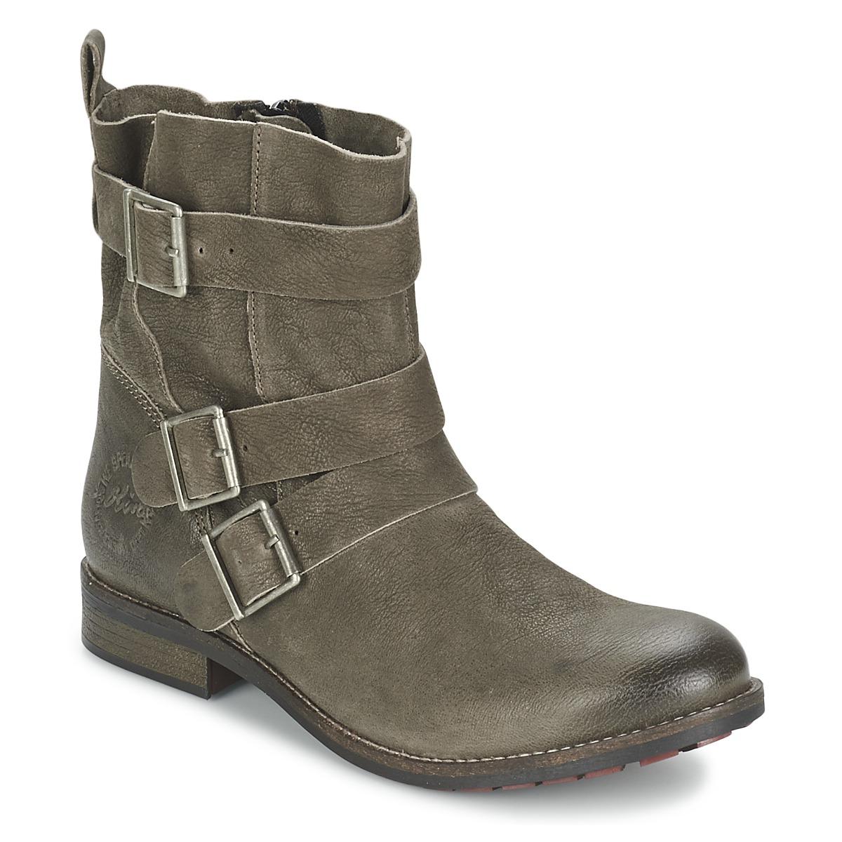 S.Oliver BEXUNE Marron - Livraison Gratuite avec Spartoo.com ! - Chaussures  Boot Femme 79,96 €