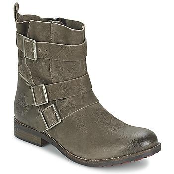 Bottines / Boots S.Oliver BEXUNE Marron 350x350
