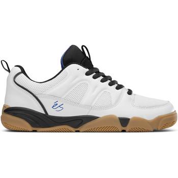 Chaussures Chaussures de Skate Es SILO WHITE BLACK GUM