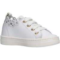 Chaussures Garçon Baskets basses Twin Set - Sneaker bianco 201GCJ070 BIANCO