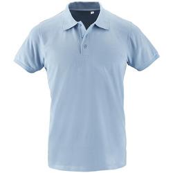 Vêtements Homme Polos manches courtes Sols PHOENIX MEN SPORT Azul