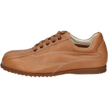 Chaussures Homme Baskets basses Hogan sneakers cuir marron