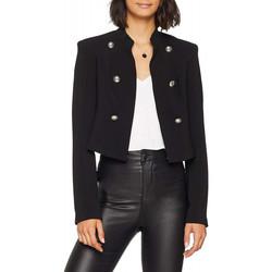 Vêtements Femme Vestes / Blazers Guess Veste Femme Graciana Noir 38
