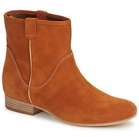 Chaussures Femme Boots Vic MUI Rouille