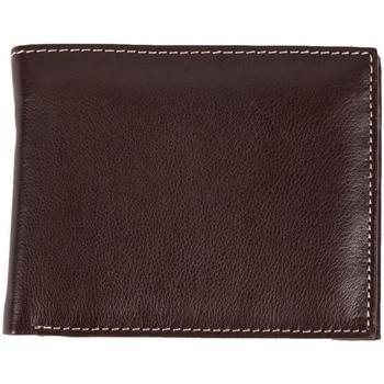 Sacs Homme Portefeuilles Eastern Counties Leather  Marron foncé