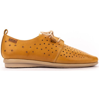 Chaussures Femme Derbies & Richelieu Pikolinos CALABRIA W9K HONEY