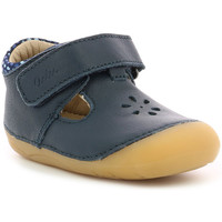 Chaussures Enfant Ballerines / babies Aster Kumbo MARINE