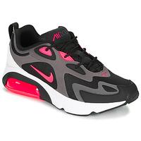 Chaussures Homme Baskets basses Nike AIR MAX 200 Noir / Rose