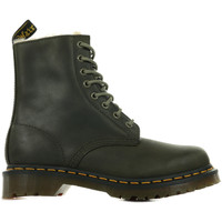 Chaussures Femme Boots Dr Martens 1460 Serena Wyoming marron