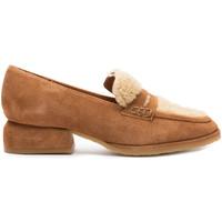 Chaussures Femme Mocassins Castaner Normandia marron