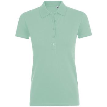 Vêtements Femme Polos manches courtes Sols PHOENIX WOMEN SPORT Verde
