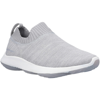 Chaussures Femme Slip ons Hush puppies  Gris