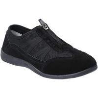 Chaussures Femme Slip ons Fleet & Foster  Noir