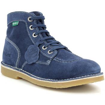 Chaussures Homme Boots Kickers Orilegend BLEU
