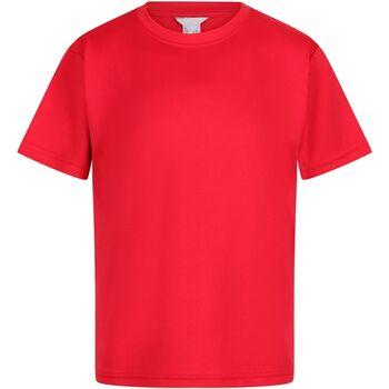 Vêtements Enfant T-shirts manches courtes Regatta Torino Rouge