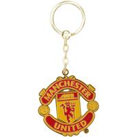 Accessoires textile Porte-clés Manchester United Fc  Rouge