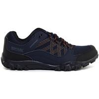 Chaussures Homme Randonnée Regatta  Bleu marine/orange