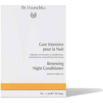 Beauté Anti-Age & Anti-rides Dr. Hauschka Renewing Night Conditioner Vials