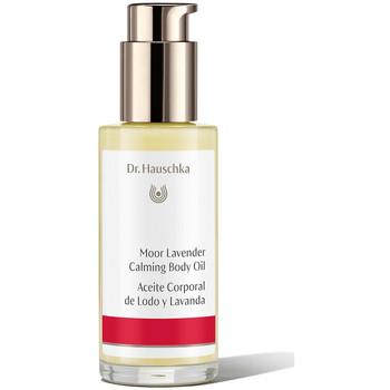 Beauté Femme Hydratants & nourrissants Dr. Hauschka Moor Lavender Calming Body Oil  75 ml