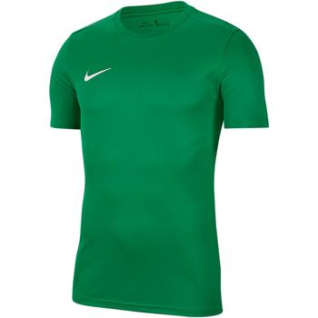 Vêtements Homme T-shirts manches courtes Nike Dry Park VII SS Jersey Grün