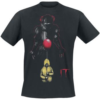 Vêtements T-shirts manches courtes It  Noir