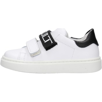 Chaussures Fille Baskets basses Cult - Sneaker bco/nero C26-2 BIANCO