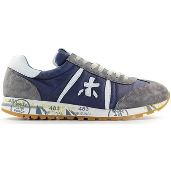Chaussures Homme Baskets basses Premiata Lucy 4573 Blue
