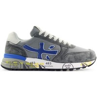 Chaussures Homme Baskets basses Premiata Mick 4563 Grey