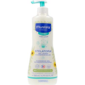 Beauté Produits bains Mustela Stelatopia Gel Lavant