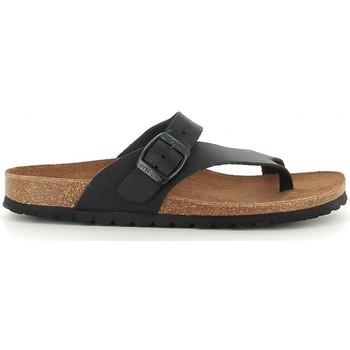 Chaussures Femme Sandales et Nu-pieds Interbios 7119 negro Noir